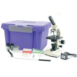 FLM-2 Kit di microscopia da campo