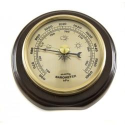 1054 Barómetro metálico de pared