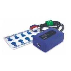 9031 Kit electrocardiográfico