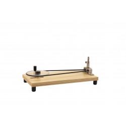 1109 Piccola macchina di rotazione manuale