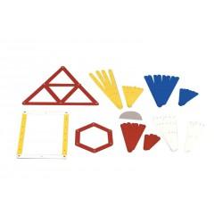 7094 Figure geometriche componibili