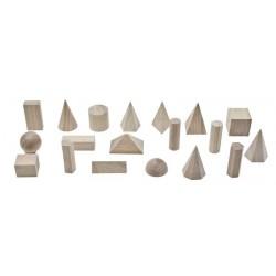 F1501 Solidi geometrici in legno