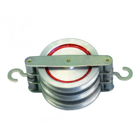 1060 Carrucole di alluminio