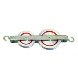 1061 Carrucole di alluminio
