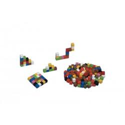7028 Juego de 200 cubos 1 cm3 - 1g