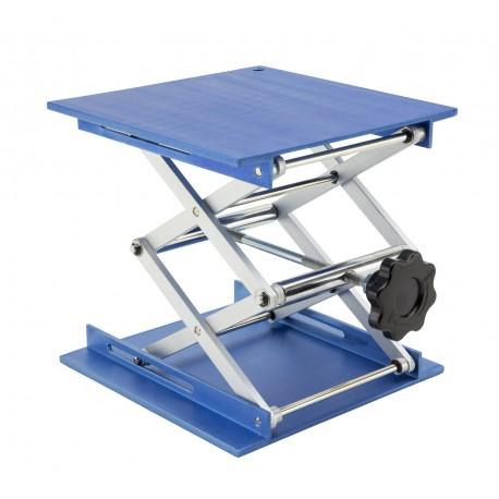 0074 Tavolino elevatore ad altezza regolabile