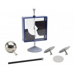 5045 Elettrometro con accessori