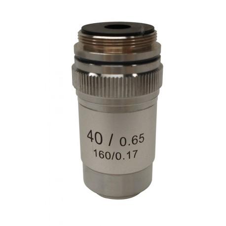 M-134 Obiettivo acromatico 40x/0,65.