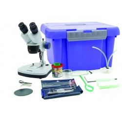 FLM-1 Kit di stereomicroscopia da campo