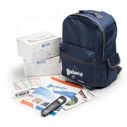 HI3896BP Backpack Lab™ – Zaino con kit combinato analisi del suolo