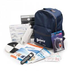 HI3899BP Backpack Lab™ – Zaino con kit combinato per analisi acqua marina