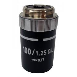 M-148 Obiettivo E-PLAN IOS 100x/1,25 (Oil)