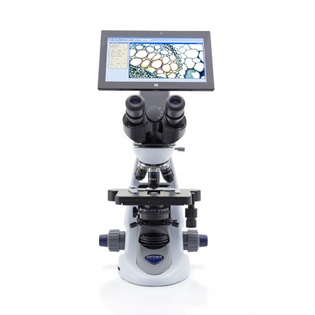 B-290TB Microscopio digitale da routine con tablet