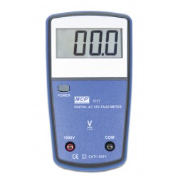 5725 Voltímetro DC digital
