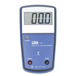 5727 Voltímetro AC digital