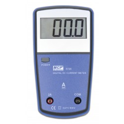 5726 Amperímetro DC digital