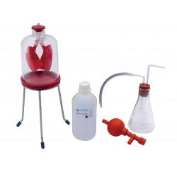 7017 Kit per esperienze sulla respirazione