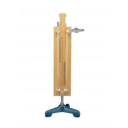 1050 Manometri ad aria libera 20cm con rubinetto