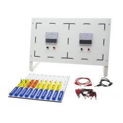 5130 Kit per esperienze sui circuiti elettrici