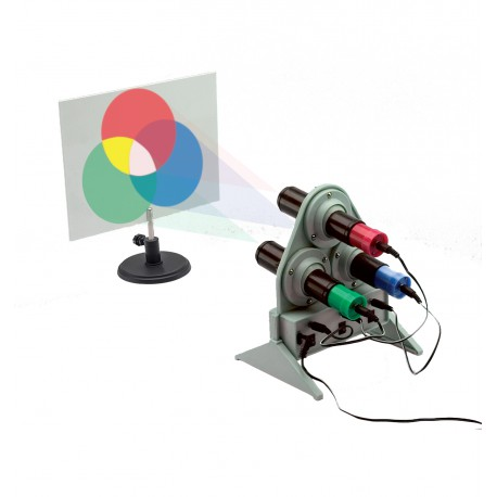 4352 Additive colour synthesis apparatus