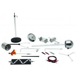 5404 Van de Graaff generator's equipment kit