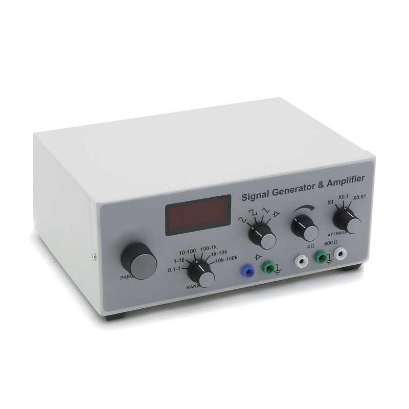 5718 Low-frequency signals generator & amplifier - International