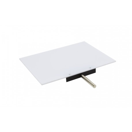 4365 Plexiglas white screen 250x190x4mm