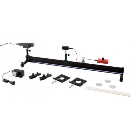 Zwarte bench 90 cm