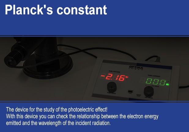 5435 Planck Constant