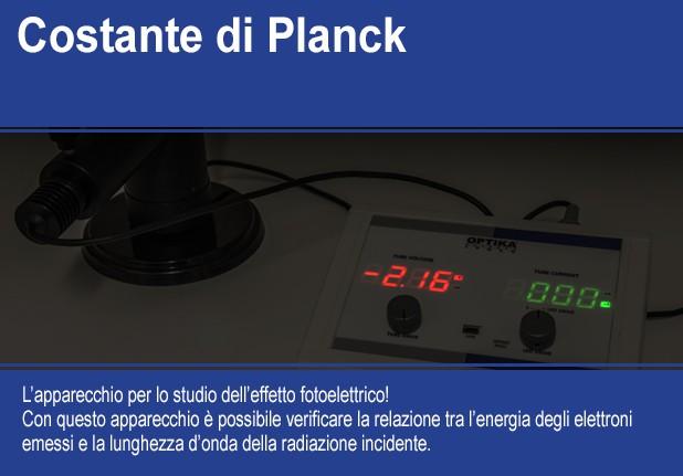 5435 Apparecchio per lo studio dell'effetto fotoelettrico