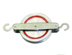1058 Carrucole di alluminio