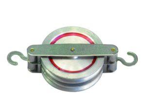 1059 Carrucole di alluminio
