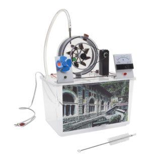 5314 Modello di turbina idraulica