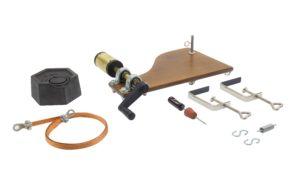 2055 Apparecchio per misurare l'equivalente meccanico del calore (Macchina di Callendar)