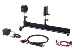 3034 Complesso per misurare la velocità delle onde acustiche nell'aria
