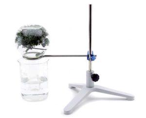 5661 Apparecchio per la dimostrazione della respirazione delle piante