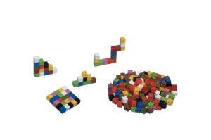 7028 Serie di 200 cubi da 1 cm3 - 1 g