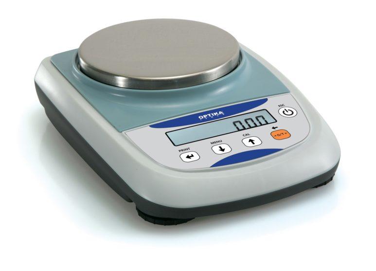 TSA1200 Bilancia elettronica portata 1200 g, sensibilità 0,01 g.