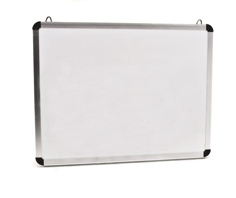 BLV/256 Lavagna magnetica bianca da utilizzare con pennarelli MDT