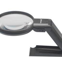 4982 Lente di ingrandimento a stativo con luce incorporata