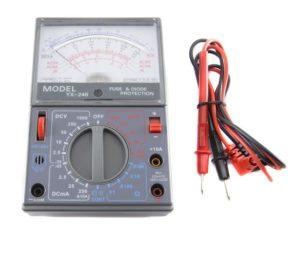 5116 Multimetro analogico portatile