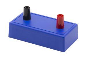 5056 Basetta portaresistori e portacondensatori