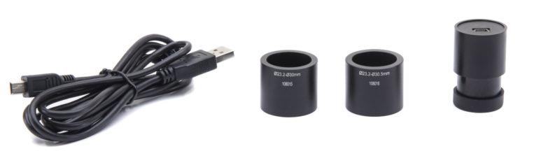 C-E2 Fotocamera oculare E2, CMOS da 2 MP, USB 2.0